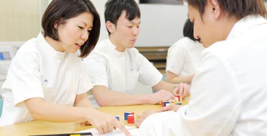訓練・観察・教材実習室