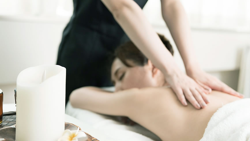 鍼灸美容学科|エステ専攻 3年制