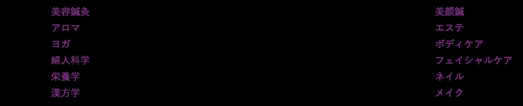 カリキュラム