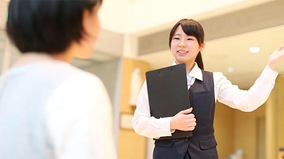 医療秘書・情報学科②