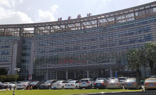 上海中医薬大学附属病院
