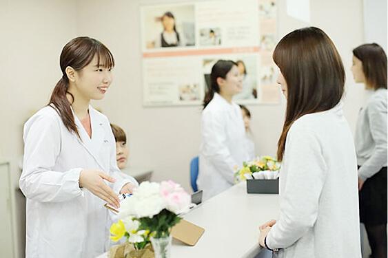 病院受付実習室