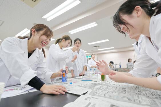 臨床検査実習室