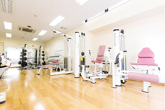 トレーニングルーム