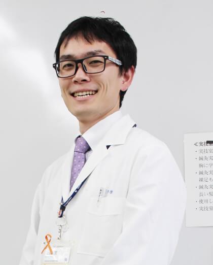 北田覚先生