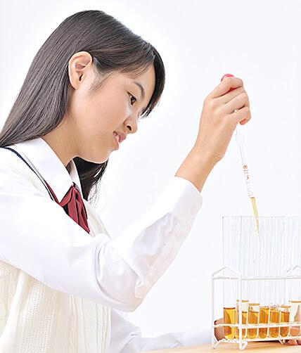 薬業科 分析専攻