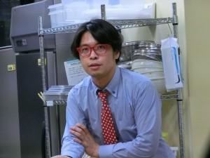 代表者の中川氏