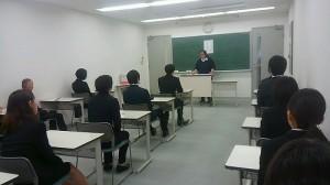 本多先生と学生