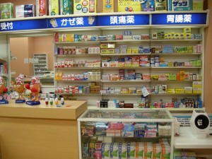 薬局実習室