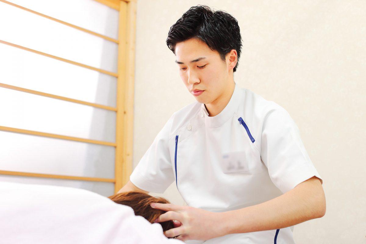 患者さんの人生を豊かにできる施術や教育をしていきたいです。